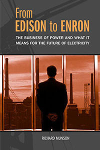 From Edison to Enron book cover