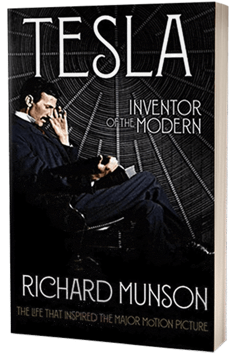 Tesla: Inventor of the Modern by Richard Munson - paperback