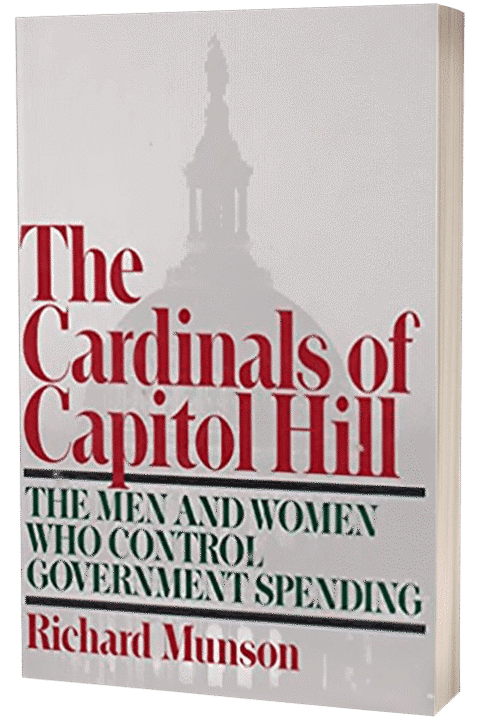 The Cardinals of Capitol Hill by Richard Munson